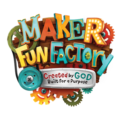 Vacation Bible School - Maker Fun Factory