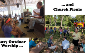 2017 Outdoor Worship and Church Picnic