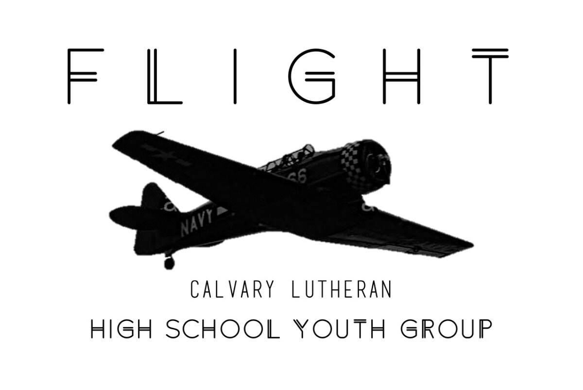 Calvary Flight — Sr. High Youth Group