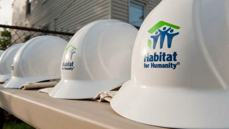 Calvary Builds — Habitat for Humanity Work Day
