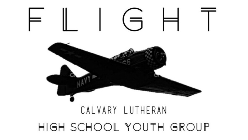 Calvary Flight — Sr. High Youth Group