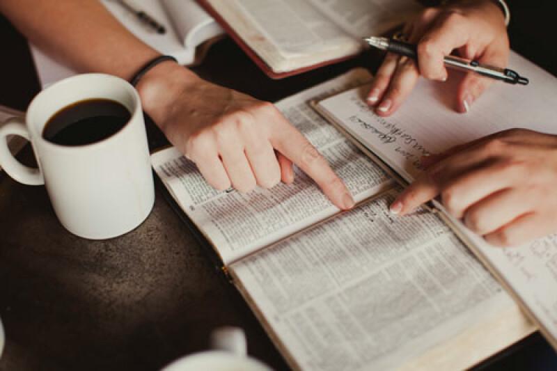 Men's Summer Bible Study