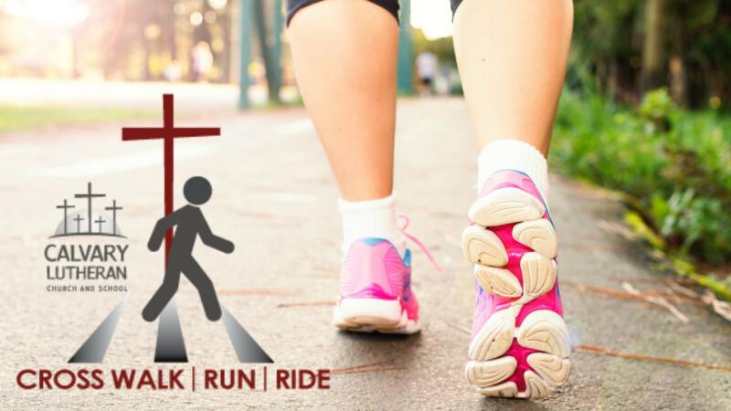 2021 Calvary Walk   Run   Ride