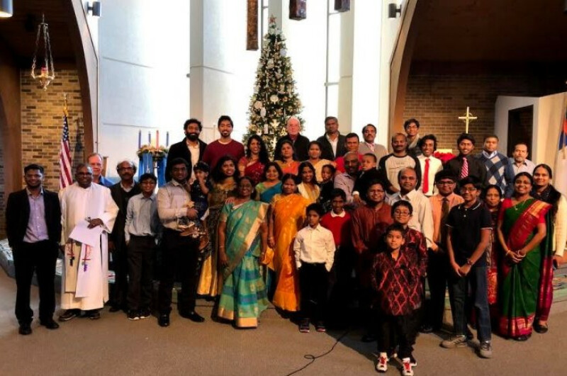 Tamil Indian Worship