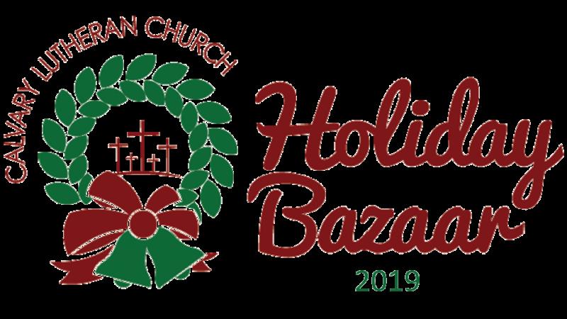 Calvary's 52nd Annual Holiday Bazaar
