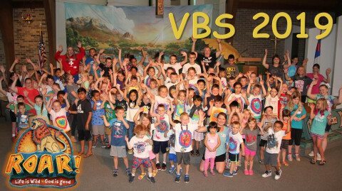 "VBS 2019 a ""ROARING"" Success!"