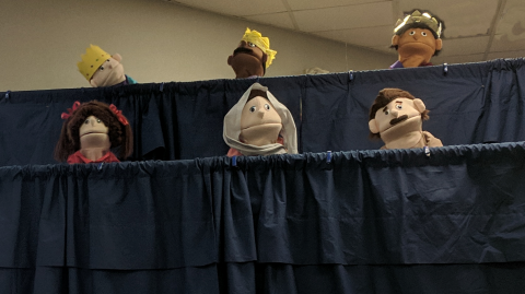 Calvary Lutheran Puppet Ministry