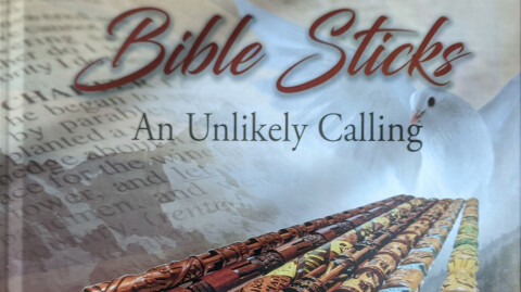 Bible Sticks — November 2019 Lunch & Learn