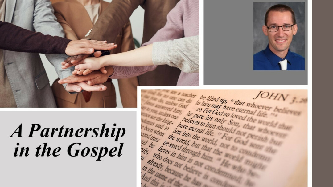 A Partnership in the Gospel