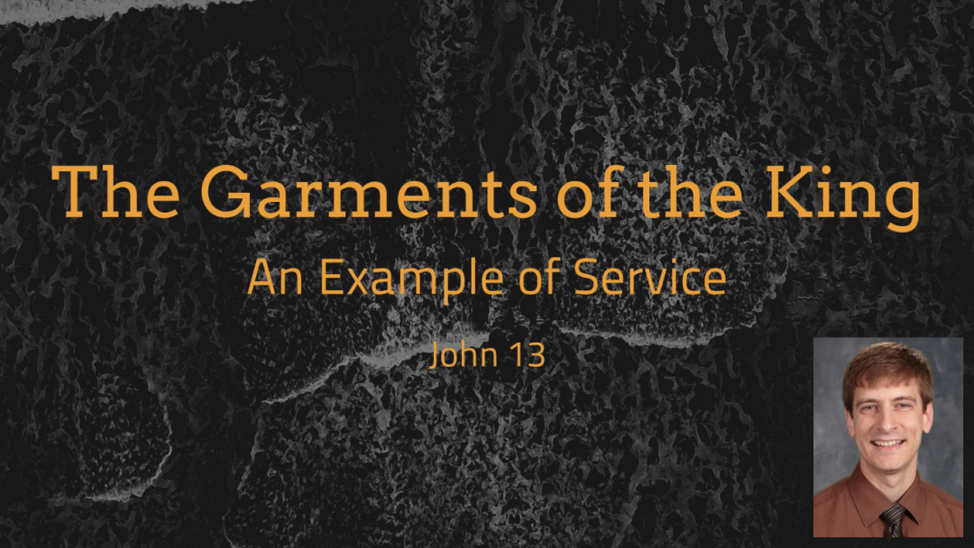 The Garments of the King
