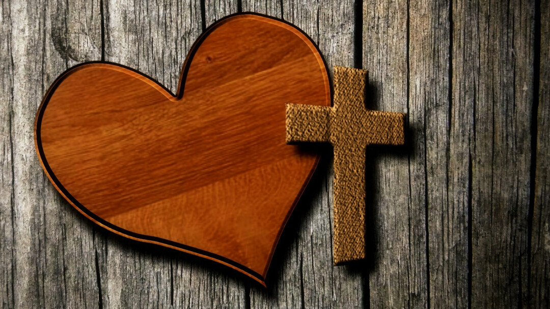 Connect with God by drawing near with a true heart
