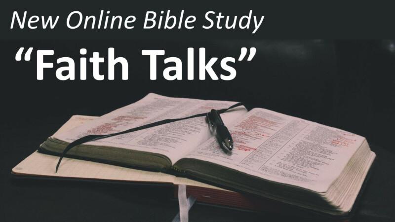 Faith Talks Online