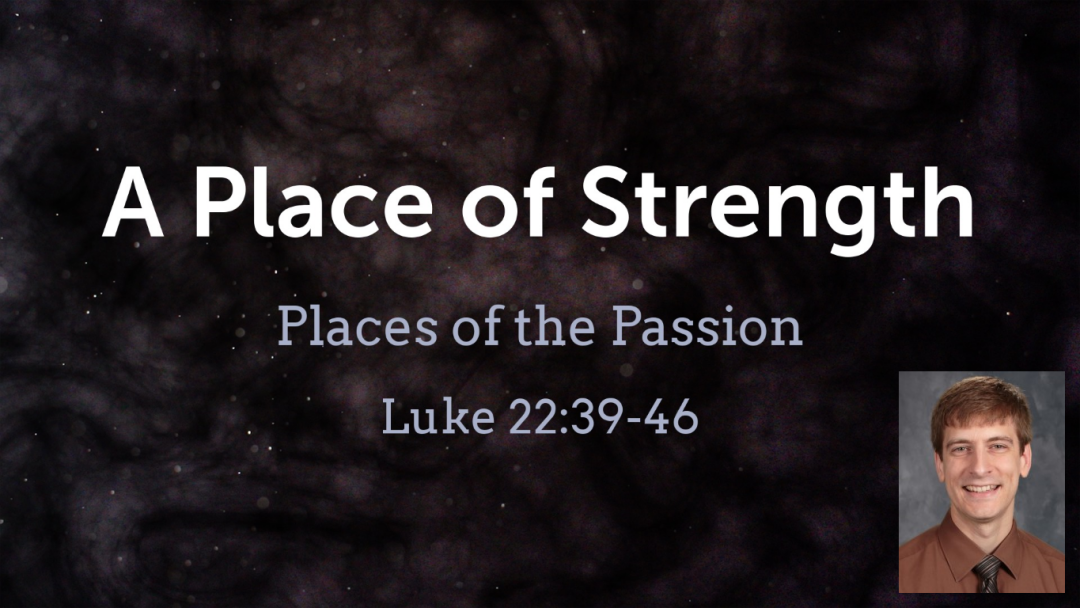 A Place of Strength