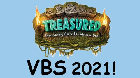 Vacation Bible School • VBS 2021!