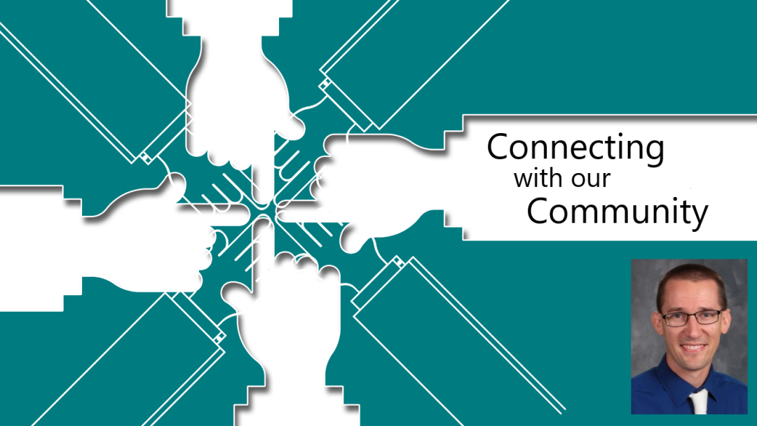 Connected with Our Community
