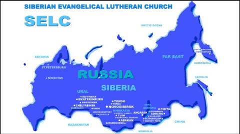 The Lutheran Church in Russia